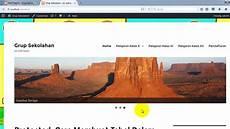 Cara Membuat Slide Image Dalam Header