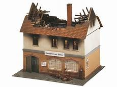 brennendes haus basteln brennendes haus quot zursonne quot faller 130429