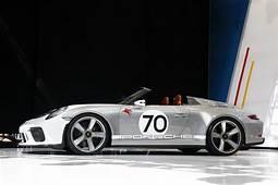New Book By RLer Andreas Gabriel Porsche Speedster