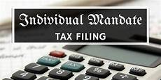 individual mandate s tax filing ac financial group