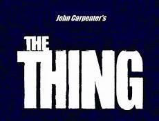 The Logo - the thing pel 237 cula de 1982 la enciclopedia