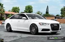 Audi A6 Savini Wheels
