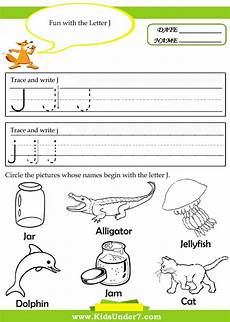 letter j tracing worksheets preschool education pinterest alphabet tracing tracing