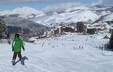 Ax Les Thermes La Station De Ski