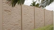 cloture beton prix cloture beton imitation