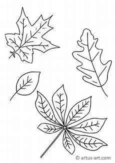 Malvorlagen Herbst Pdf Herbst Bl 228 Tter Ausmalbild 187 Gratis Ausdrucken Ausmalen