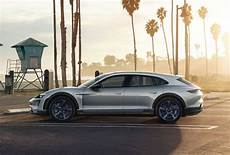 porsche taycan cross turismo to arrive in late 2020