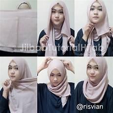 Tutorial Jilbab Segi Empat Jadi Pashmina Ragam Muslim