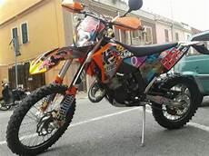 ktm 125 enduro my ktm 125 exc story motocross enduro