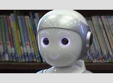 Library uses robot to get kids excited about reading   CTV