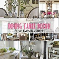 dining table decor for an everyday dining room table centerpieces dining room table