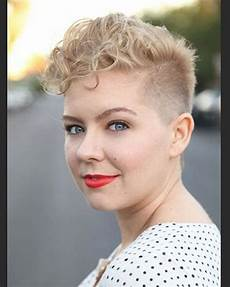 feminine extreme short haircuts for 2018 2019