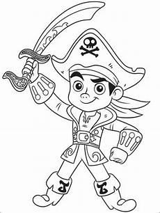 jake und die nimmerland piraten malvorlagen zum aus