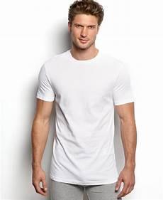 lyst hilfiger big crewneck t shirt 4 pack