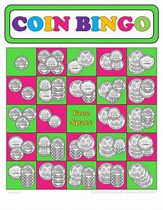 money bingo worksheets 2076 money math adding coins bingo cards 30 unique cards unique cards bingo cards math