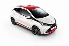 2017 Toyota Aygo Gets New X Press And X Style Models