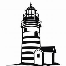 lighthouse scene wall art sticker decal ebay