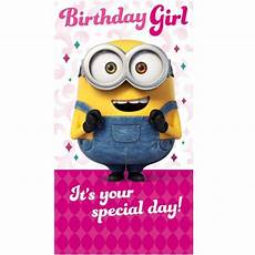 Malvorlagen Minions Happy Birthday Birthday Minions Birthday Card Minion Shop