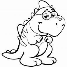 kumpulan mewarnai gambar dinosaurus suka mewarnai