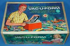 mattel vac u form 422 machine mold kit 52 molds 113