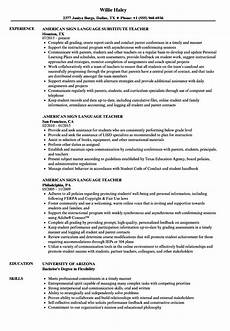 language teacher resume sles velvet