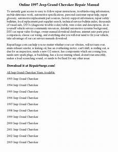 free download parts manuals 1997 jeep cherokee parental controls 1997 jeep grand cherokee repair manual online by calvin mccray issuu