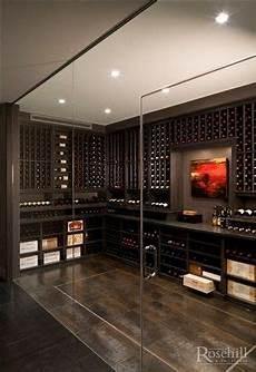 cave a vin en verre cave a vin s 233 par 233 e avec cloison en verre deco originale