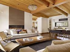Wohnzimmer Ideen Holz - wooden walls ceiling design and solid wood furniture