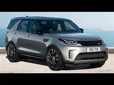 Land Rover Discovery - all new land rover discovery 5 2018