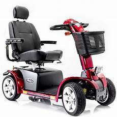 Pride Mobility Pursuit Pmv Sc713 Power Electric Scooter