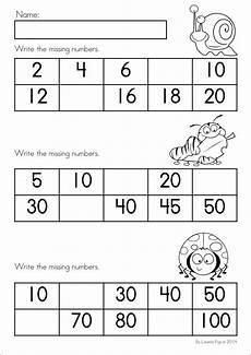 kindergarten math skip counting worksheets 11947 kindergarten math and literacy worksheets activities no prep math literacy