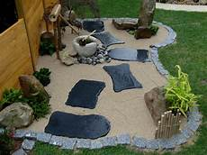 jardin japonais zen terrasse en bois