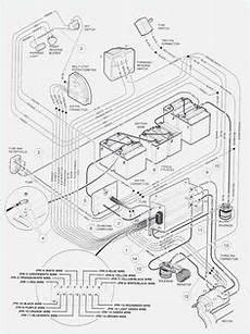 1997 Club Car 48v Forward And Switch Wiring