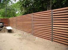Horizontal Shadowbox Fence Search Modern Wood