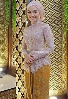 Model Kebaya Muslim Terbaru Untuk Wisuda 2016 Model Kebaya