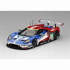 Ford Gt 66 24 Heures Du Mans 2016 Truescale Tsm430106