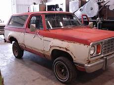 1977 Dodge Ramcharger