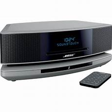 bose wave soundtouch system iv platinum silver