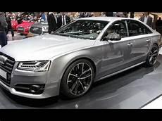2018 New Audi S8 Plus Exterior And Interior