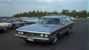 1969 Chrysler Town & Country  Information And Photos