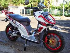 Modif Motor Beat Sederhana by Top Modifikasi Motor Beat Sederhana Terbaru Modifikasi