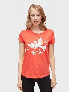 tom tailor denim t shirt 187 t shirt mit print 171 otto