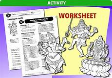 curriculum visions worksheet looking at murtis explore the different symbols and meanings of