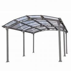 carport polycarbonate roof palram arcadia 5 000 12 ft 16 ft carport with polycarbonate roof 701592 the home depot