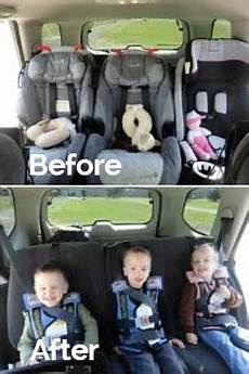 Car Seats Fitting 3 Across Safe Ride 4