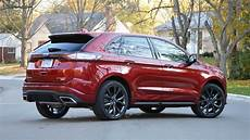 2017 Ford Edge Sport Review Is Here Drivers Magazine