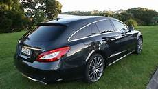 mercedes cl 500 mercedes cls 500 shooting brake 2015 review aa new