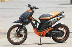 Modifikasi Beat 2010 by Display Of Motor Sport Modifikasi Honda New Beat 2010