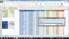 Excel Index Und Vergleich Zwei Varianten