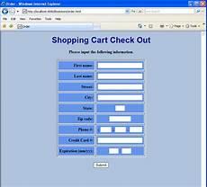 online html forms notes for enterprise java course web application case study online bookstore